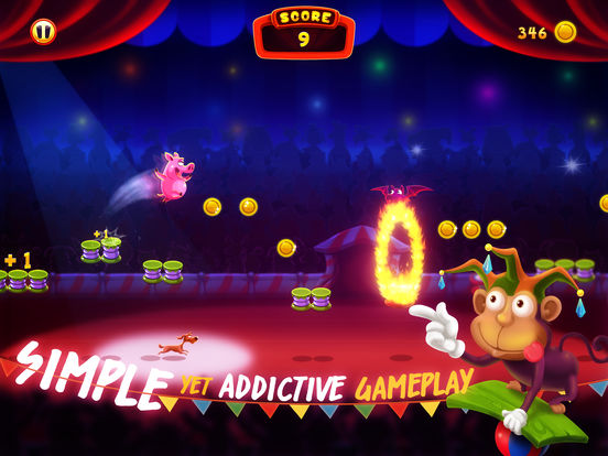 Piggy Show iOS Screenshots
