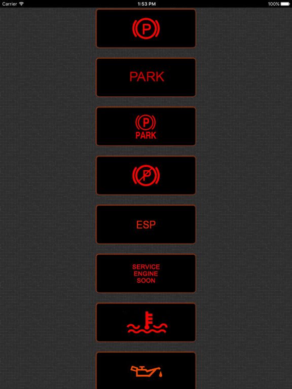 App For Volvo Warning Symbols Volvo Cars Problems Bei Eario Inc