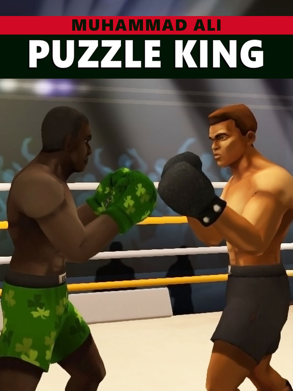Muhammad Ali: Puzzle King Screenshot
