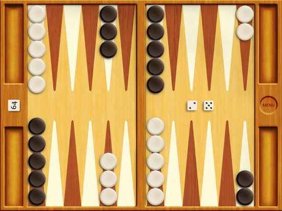 backgammon aufstellen