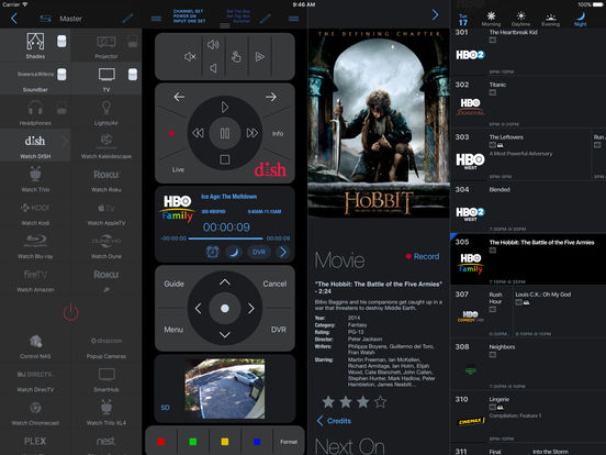 Simple Control Legacy (Formerly Roomie Remote) Screenshot