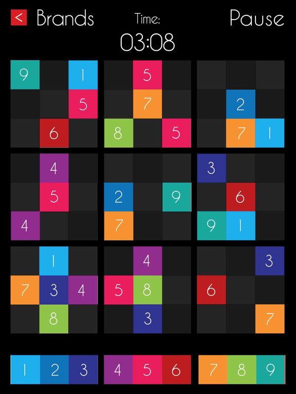 Sudoku Pro Edition Screenshots