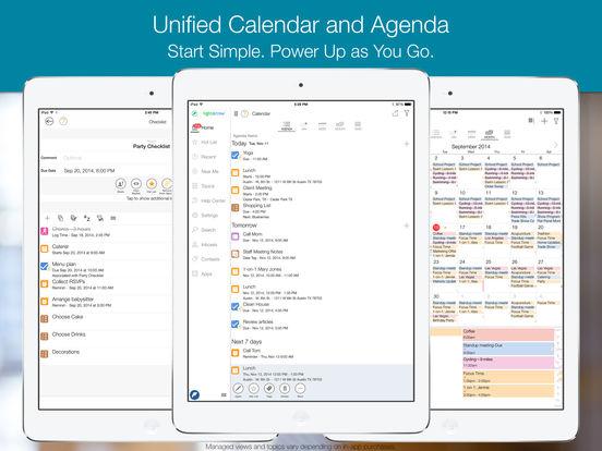 My.Agenda - Calendar, Lists, Tasks, and Reminders Screenshot