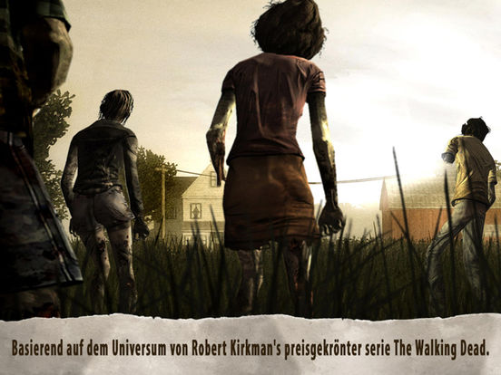 Walking Dead: The Game Screenshot