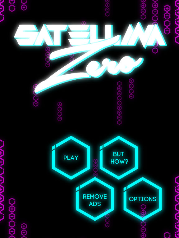 Satellina Zero iOS Screenshots