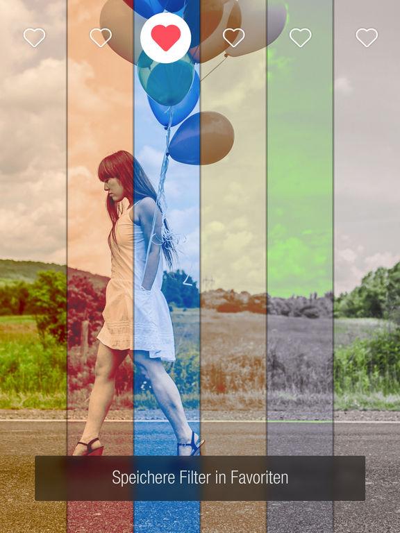 Colorburn – 1000 Filter Kamera Screenshot