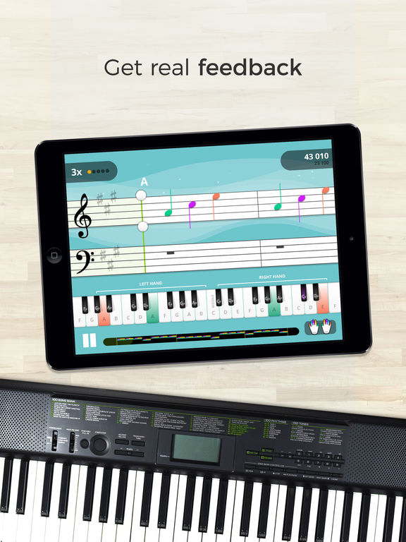 Yousician - Your personal music teacher Capture d'écran
