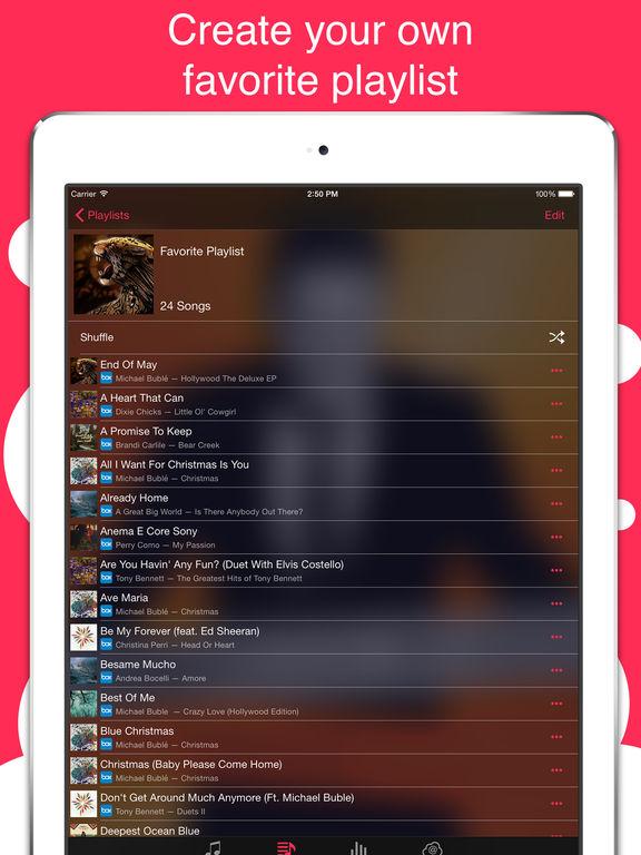Stream - Cloud Musik Spieler Screenshot