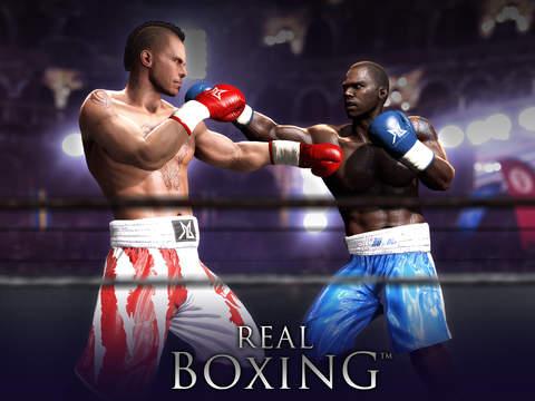 Screenshot 1 Real Boxing