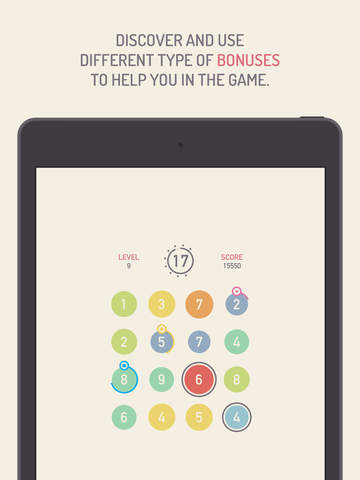 GREG – A Mathematical Puzzle Game To Train Your Brain Skills iPad