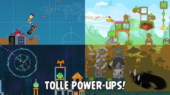 Screenshot 4 Angry Birds