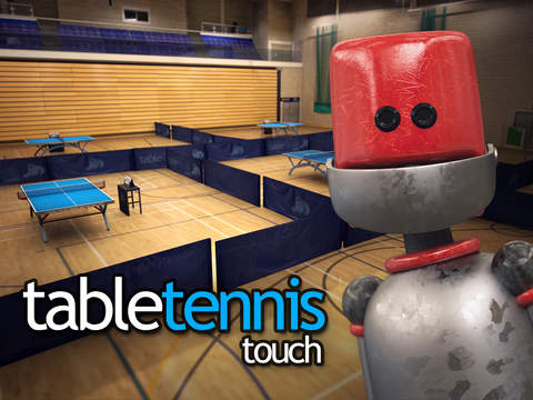 Table Tennis Touch iOS Screenshots