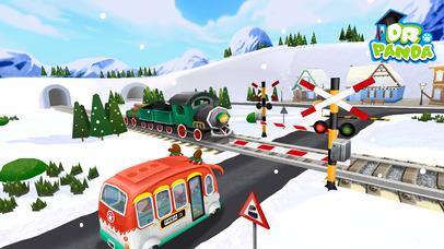 Le Bus de Dr. Panda : Noël iPhone
