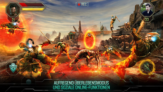 Screenshot 5 Godfire: Rise of Prometheus