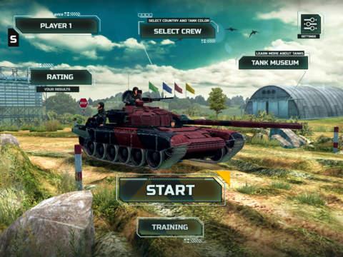 Tank Biathlon iOS kostenlos