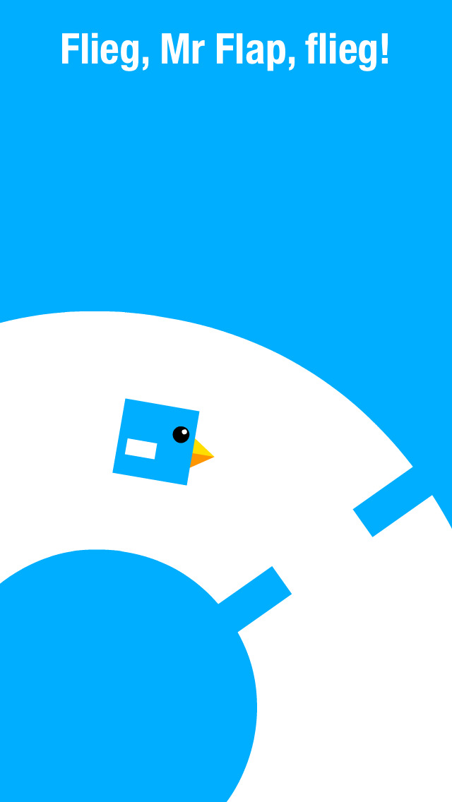 Mr Flap iOS Screenshots