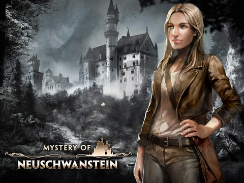 Mystery of Neuschwanstein iOS Screenshots