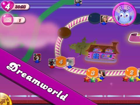 Candy Crush Saga - Apple Store应用排行、应用展示 - iOS开发