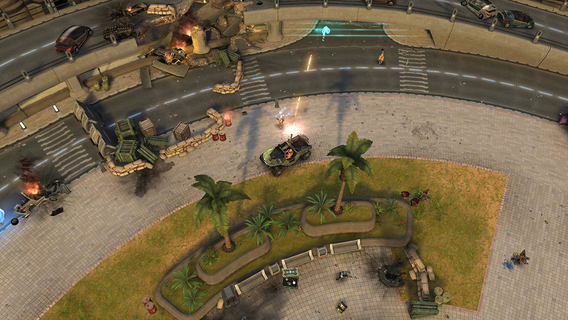 Screenshot 2 Halo: Spartan Strike