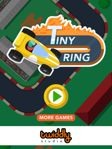 Tiny Ring : one-touch racing challenge iOS Screenshots