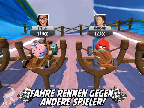 Angry Birds Go!  Bild 2