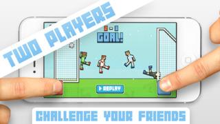 Soccer Physics iOS Screenshots