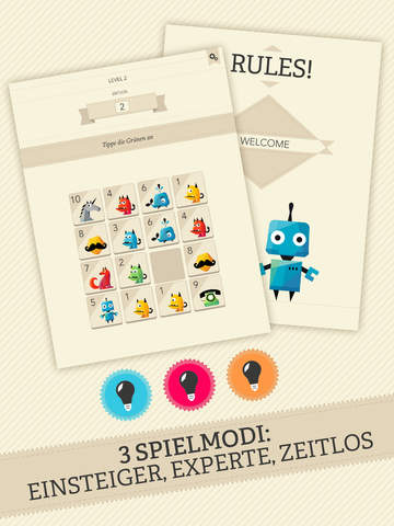 Rules! iOS Screenshots