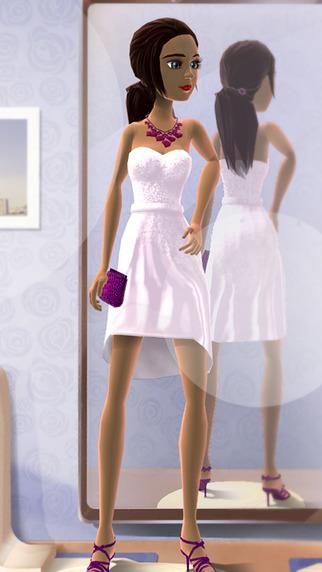 Jeu 3d D 39 Habillage De Mod Le Pour Fille Jeux De Maquillage Et Salon De Beaut Pour Filles Dans