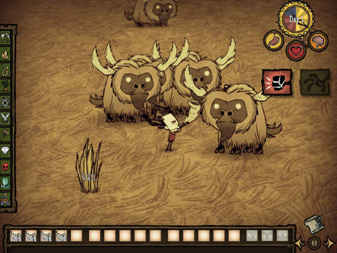 Don't Starve: Pocket Edition iPhone iPad