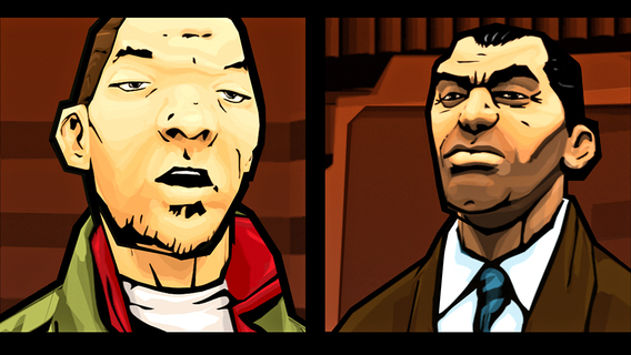 Grand Theft Auto: Chinatown Wars iOS Game