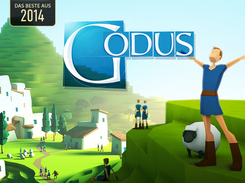 Godus iOS Screenshots