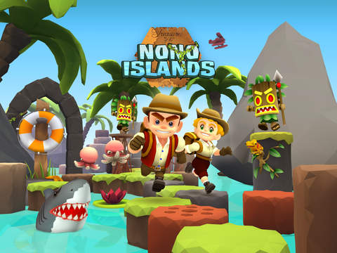 Nono Islands iOS Screenshots