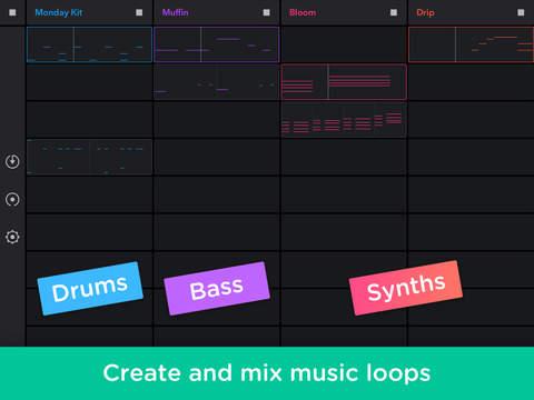 Auxy Music Creation Screenshot