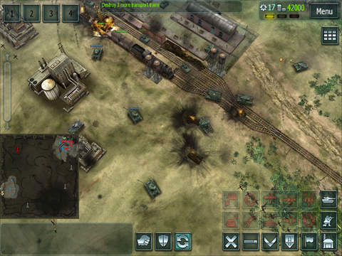 Timelines: Assault On America iOS Screenshots