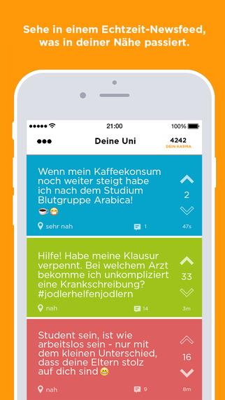 Leute kennenlernen app iphone