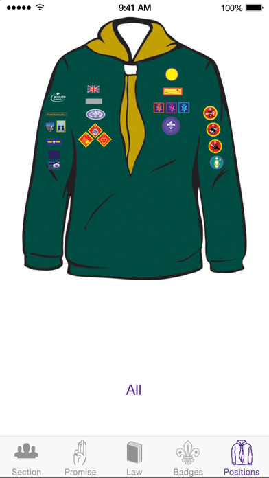 download My Badges - The Scout Association (UK Programme) appstore review