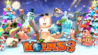 Worms3 iOS Screenshots