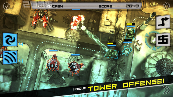 Screenshot 1 Anomaly Warzone Earth HD