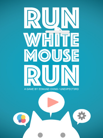 Run White Mouse Run iOS Screenshots