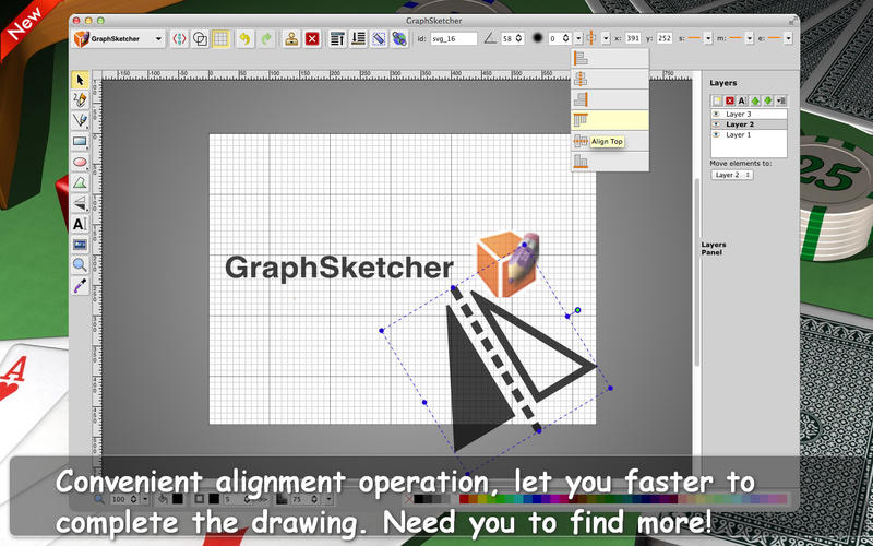 GraphSketcher Screenshots