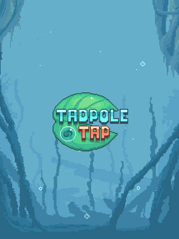 Tadpole Tap (Kaulquappe) iOS Screenshots