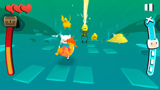 Time Tangle - Adventure Time iPhone, iPad Screenshot