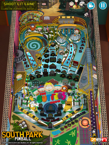 South Park™: Pinball iPhone iPad