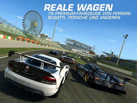 Screenshot 2 Real Racing 3
