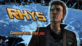 Tales from the Borderlands iOS Screenshots