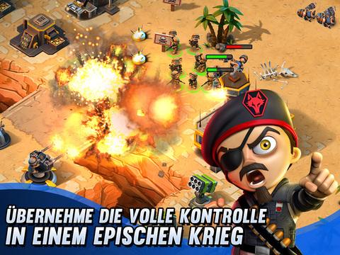 Tiny Troopers: Alliances iPhone iPad