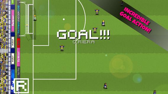 Tiki Taka Soccer iPhone iPad