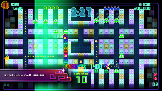 PAC-MAN Championship Edition DX iPhone iPad