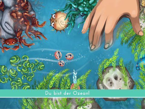 Jelly Reef iOS Screenshots