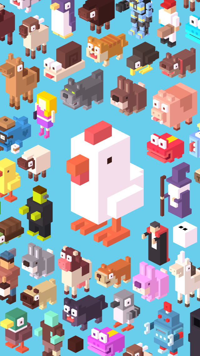 Screenshot 5 Crossy Road